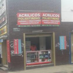 Acrilicos Poliestireno en Bogotá