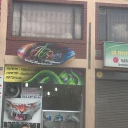 Aero Grafid en Bogotá