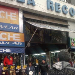 Galeria Plaza Recoleta en Santiago