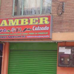 Amber Calzado en Bogotá