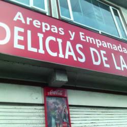 Arepas y Empanadas Delicias de la 40 en Bogotá