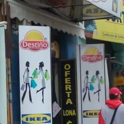 Lonas Destino Ikea en Santiago