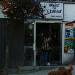 Minimarket El Esfuerzo en Santiago