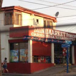 Minimarket Francar en Santiago
