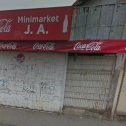 Minimarket Ja en Santiago