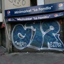 Minimarket La Familia en Santiago