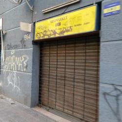 Minimarket Luca en Santiago