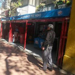 Minimarket Pio Nono en Santiago