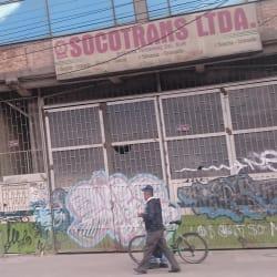 Socotrans en Bogotá