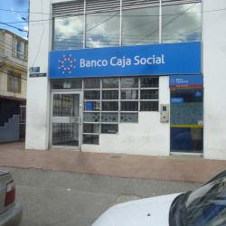 Banco Caja Social BCSC Quiroga en Bogotá