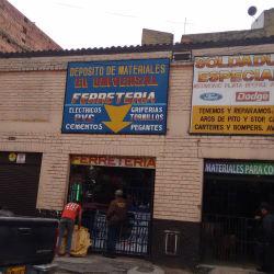 Deposito de Materiales el Universal  en Bogotá