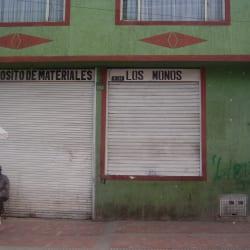 Deposito De Materiales Los Monos en Bogotá