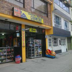 Cigarrería y Miscelánea Country en Bogotá