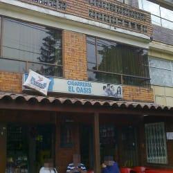 Cigarrería El Oasis en Bogotá