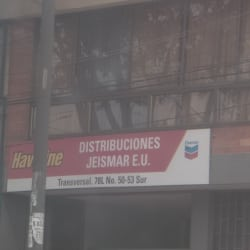 Distribuciones Jeismar E.U. en Bogotá