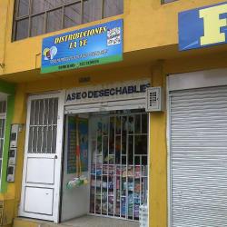 Distribuciones La Ye en Bogotá
