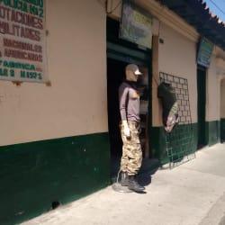 Distribuciones militares Rambo  en Bogotá