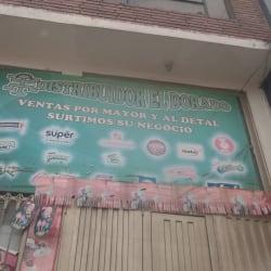 Distribuidor De Dulces El Dorado en Bogotá