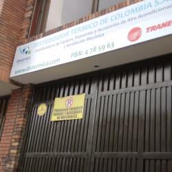 Distribuidor Termico de Colombia Distermica  en Bogotá