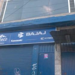 Distribuidora Auteco en Bogotá