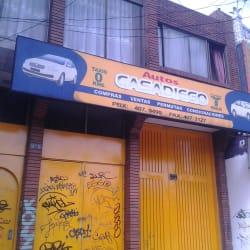 Autos Casa Diego en Bogotá