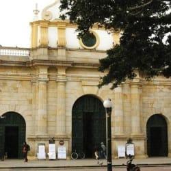 Parroquia de Santa Lucia en Bogotá