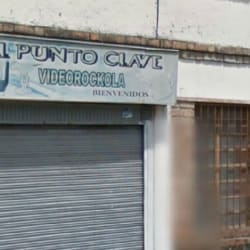 El Punto Clave Videorockola en Bogotá