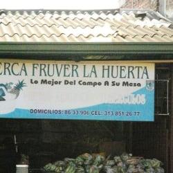 Merca Fruver La Huerta en Bogotá