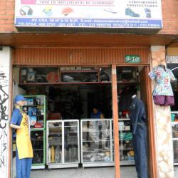 Dotaciones Overcol Eu en Bogotá