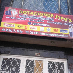 Dotaciones Pipe's en Bogotá
