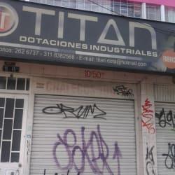 Titán Dotaciones Industriales en Bogotá