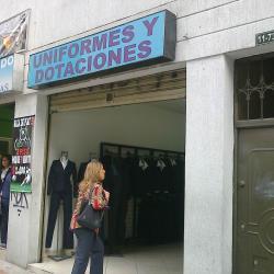 Uniformes y Dotaciones en Bogotá