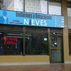 Uniformes y Dotaciones NIEVES en Bogotá