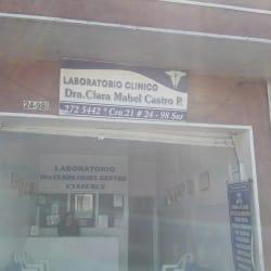 Laboratorio Clínico Clara Mabel Castro en Bogotá