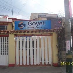 Centro Médico Veterinario Goyet en Bogotá