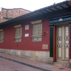 Casa de Poesía Silva en Bogotá