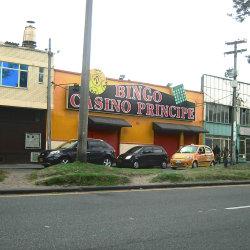 Bingo Casino Príncipe en Bogotá