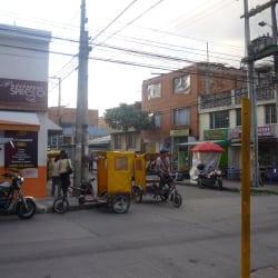Bicitaxis Prado en Bogotá