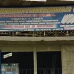 Ornamentación y Demoliciones JR en Bogotá