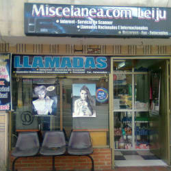 Miscelánea.com Leiju  en Bogotá