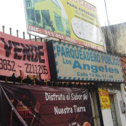 Parqueadero Público los Ángeles  en Bogotá