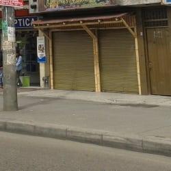 Tienda Paisa Balcones De Guadua en Bogotá