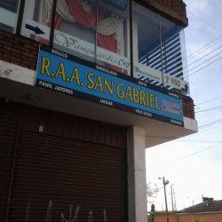 R.A.A San Gabriel en Bogotá