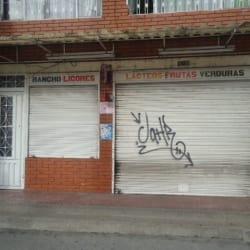 Rancho - Licores  en Bogotá