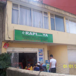 Rapi. Ya en Bogotá