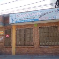 Rapifruver la Pradera # 7 en Bogotá