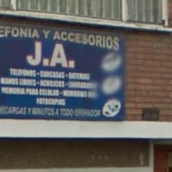 Telefonía y Accesorios J.A en Bogotá