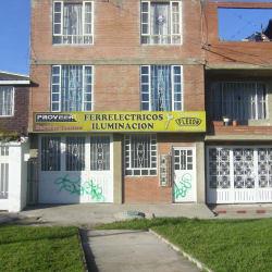 Proveer Ferreléctricos en Bogotá
