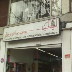 Provelanas Ltda. en Bogotá