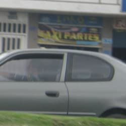 Taxipartes en Bogotá